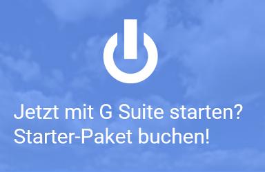 G Suite Einführung und einrichten durch Experten
