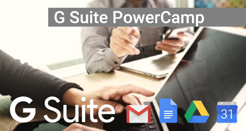 G Suite PowerCamp