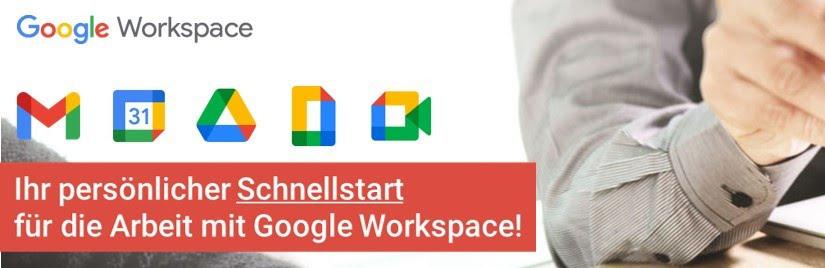 Google Workspace Webinar - Grundkurs