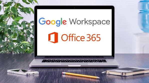 G Suite und Office 365 im Vergleich