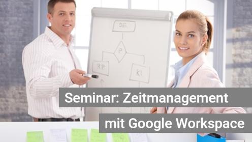 Zeitmanagement-Seminar G Suite