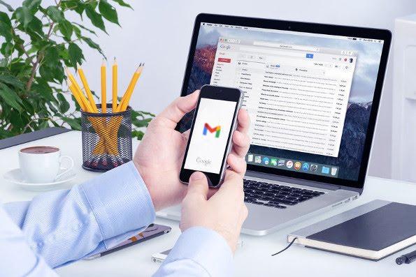 G Suite mit Gmail für Unternehmen
