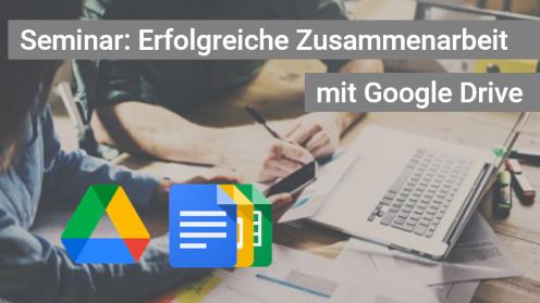 Google Drive Schulung deutsch